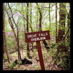 Great Falls Overlook